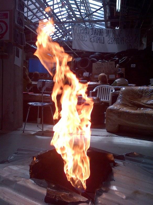 Flamme éternelle